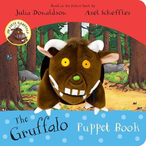 My First Gruffalo: The Gruffalo Puppet Book - My First Gruffalo (Board book)
