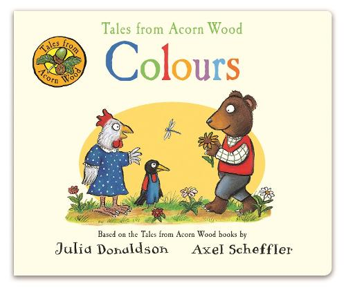 Tales from Acorn Wood: Colours (Board book)