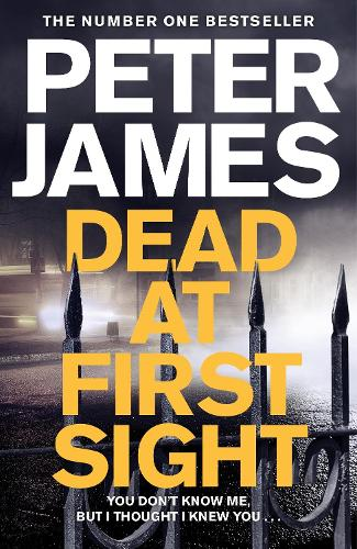 Dead at First Sight - Roy Grace (Paperback)
