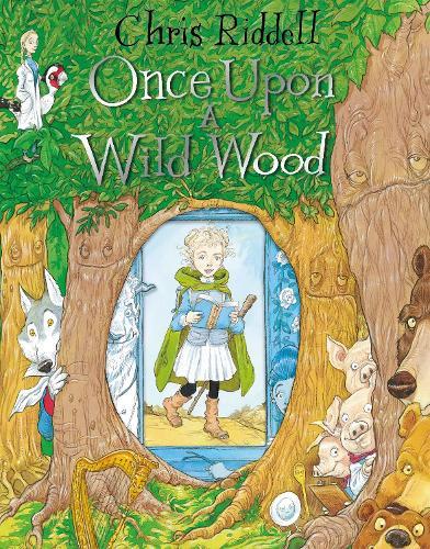 Once Upon a Wild Wood (Hardback)
