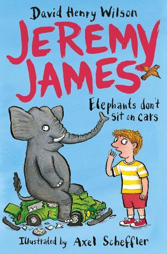 Elephants Don't Sit on Cars (Paperback)