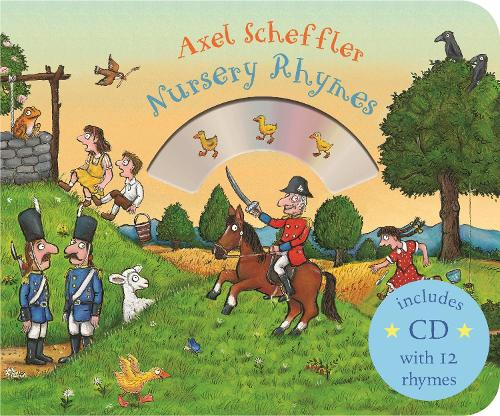 Mother Goose's Nursery Rhymes: Book and CD Pack - Mother Goose's Rhymes (Book)
