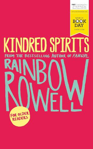 Kindred Spirits: World Book Day Edition 2016 (Paperback)