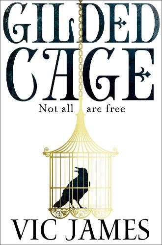 Gilded Cage: A 2018 World Book Night Pick - The Dark Gifts Trilogy (Paperback)