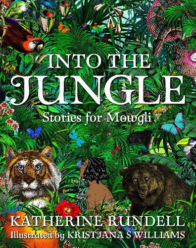 Into the Jungle (Hardback)