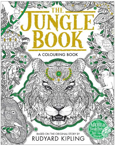 The Jungle Book Colouring