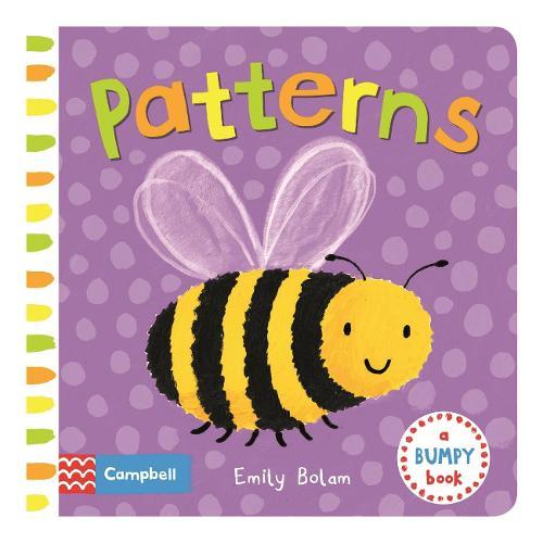 Patterns - Bumpy Books (Board book)
