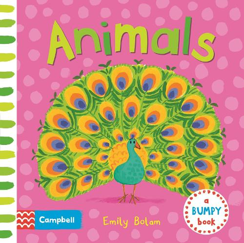 Animals - Bumpy Books (Board book)