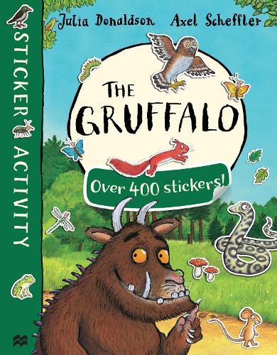 The Gruffalo Sticker Book (Paperback)