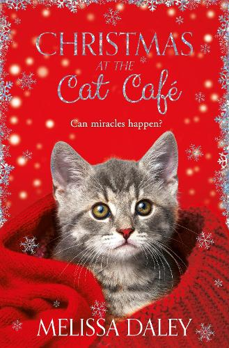 Christmas at the Cat Cafe (Paperback)