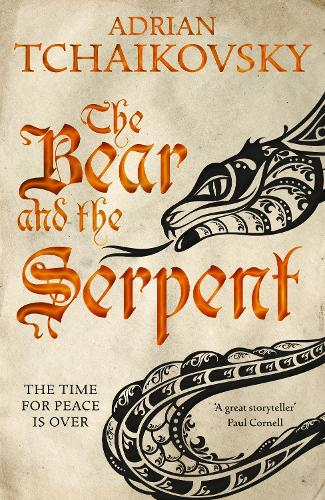 The Bear and the Serpent - Echoes of the Fall (Hardback)