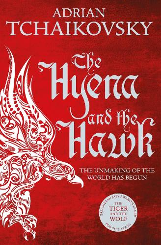 The Hyena and the Hawk - Echoes of the Fall (Hardback)
