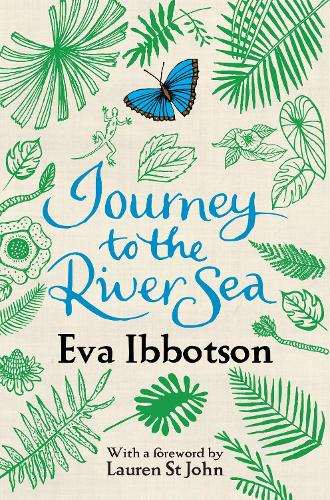 Journey to the River Sea (Paperback)