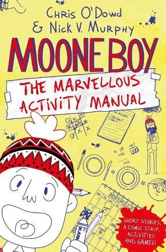 Moone Boy: The Marvellous Activity Manual - Moone Boy (Paperback)