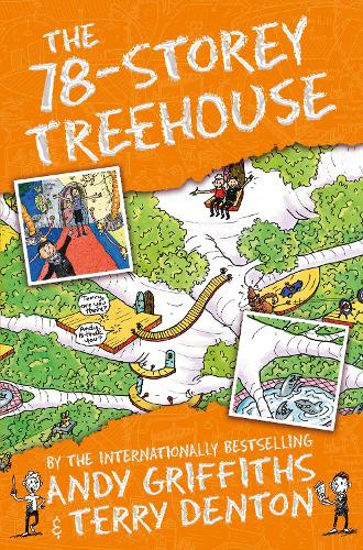The 78-Storey Treehouse - The Treehouse Books (Paperback)