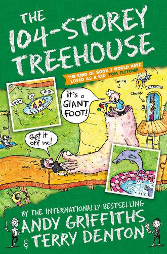 The 104-Storey Treehouse - The Treehouse Books (Paperback)