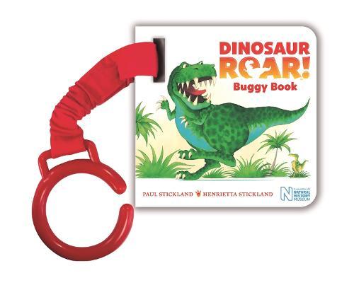 Dinosaur Roar! Buggy Book (Board book)