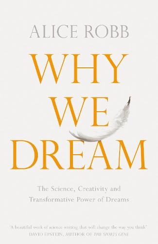 Why We Dream: The Science, Creativity and Transformative Power of Dreams (Hardback)