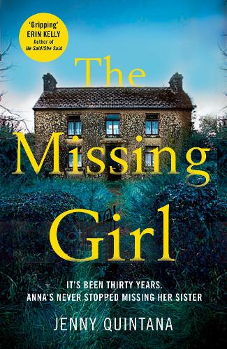 The Missing Girl (Paperback)