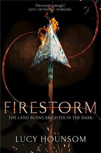 Firestorm - The Worldmaker Trilogy (Paperback)