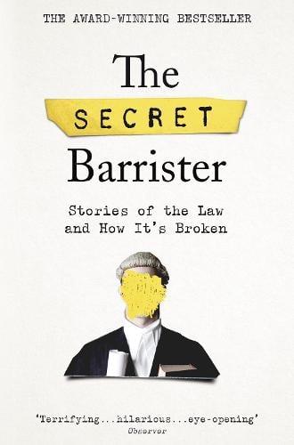 The Secret Barrister (@BarristerSecret) | Twitter