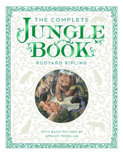 The Complete Jungle Book (Hardback)