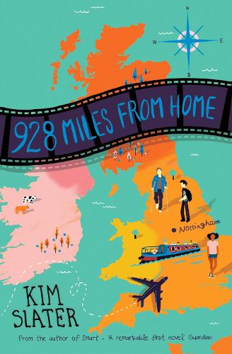 928 Miles from Home (Hardback)