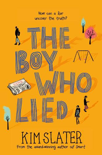 The Boy Who Lied (Paperback)