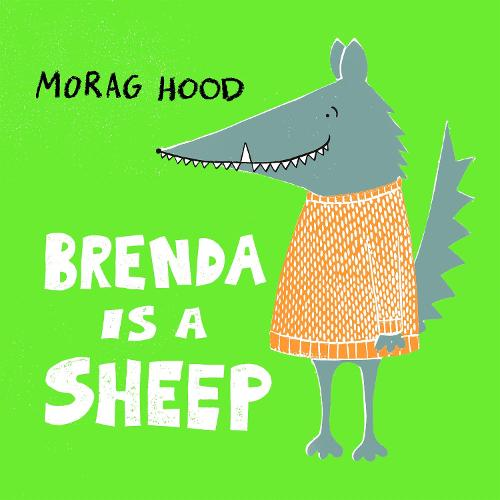 Brenda Is a Sheep (Hardback)