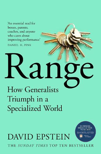 Range: How Generalists Triumph in a Specialized World (Paperback)