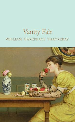 Cover of the book, Vanity Fair.