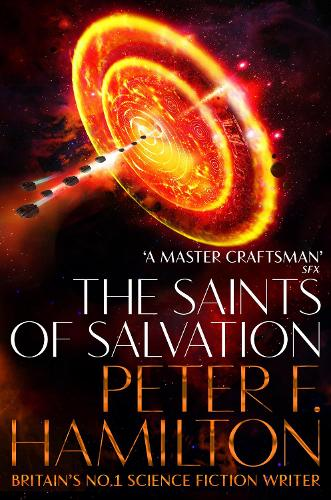 The Saints of Salvation - The Salvation Sequence (Hardback)
