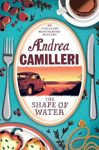 The Shape of Water - Inspector Montalbano mysteries (Paperback)