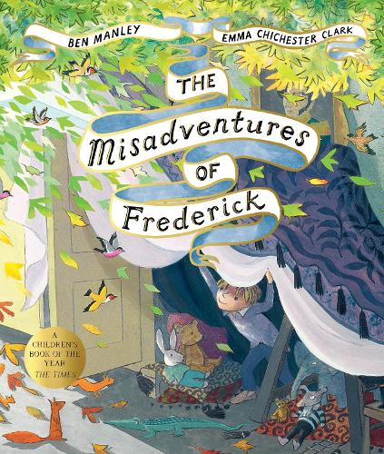 The Misadventures of Frederick (Paperback)