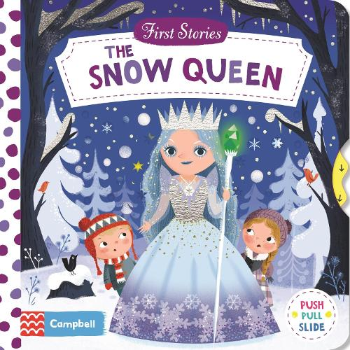 The Snow Queen - First Stories (Board book)