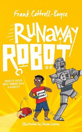 Runaway Robot (Hardback)