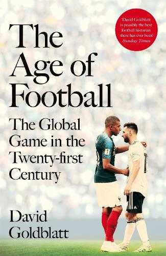 The Age of Football - An evening with David Goldblatt