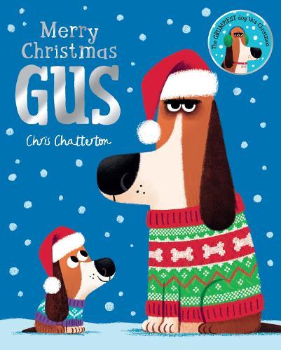 Merry Christmas, Gus (Hardback)