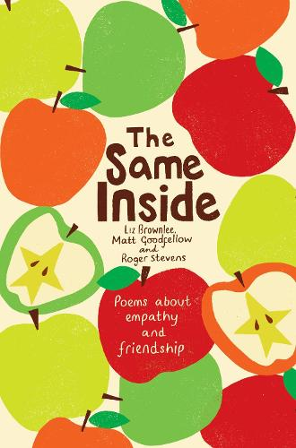 The Same Inside: Poems about Empathy and Friendship (Paperback)