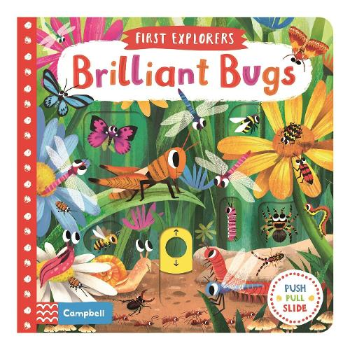 Cover Brilliant Bugs - First Explorers