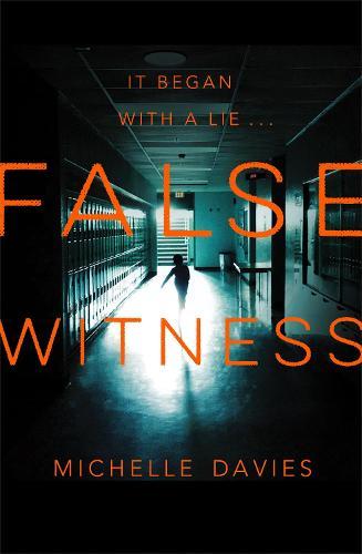 False Witness - DC Maggie Neville (Paperback)