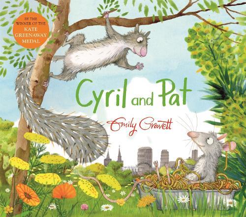 Cyril and Pat (Hardback)