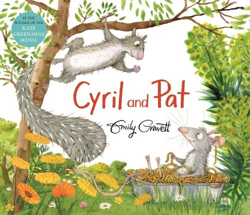 Cyril and Pat (Paperback)