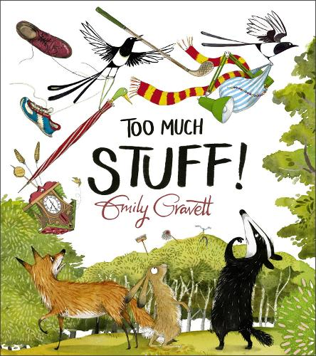 Too Much Stuff (Paperback)