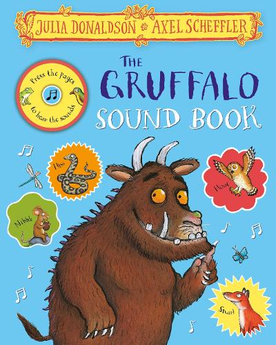 The Gruffalo Sound Book (Hardback)