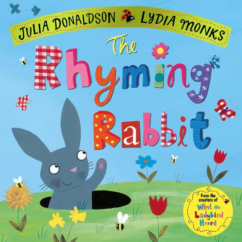 The Rhyming Rabbit (Paperback)