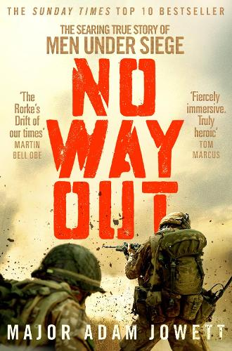 No Way Out: The Searing True Story of Men Under Siege (Paperback)