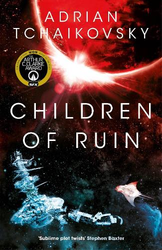 Children of Ruin by Adrian Tchaikovsky | Waterstones