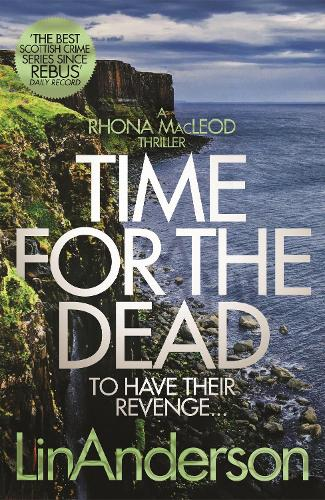 Time for the Dead - Rhona MacLeod (Paperback)