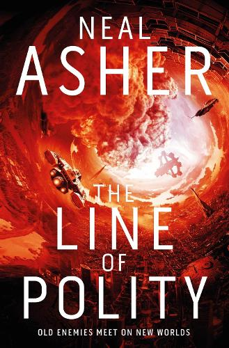 The Line of Polity - Agent Cormac (Paperback)